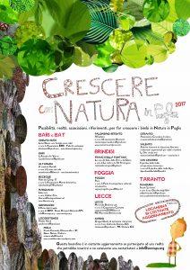 Crescere con Natura in Puglia