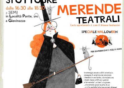 Loca Merende Teatrali Halloween