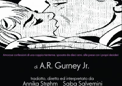 Areté Ensemble - The problem Locandina 2015
