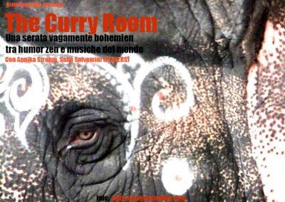 CurryRoom Locandina 2017