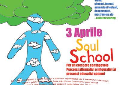 Flyer SEMI Soul School 2016 FRONT