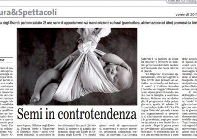SEMI - Articolo Il Quotidiano di Bari - 20-2-2015 - WEB