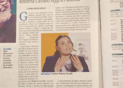SEMI - Articolo Roberta Cavallo